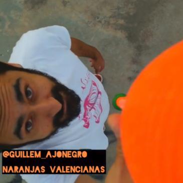 Dientes de Ajo: Naranjas valencianas, por Guille